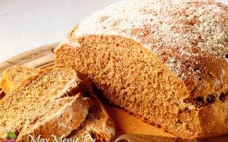 Скандинавський хліб рецепт