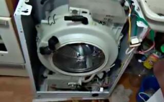 як полагодити пральну машину своїми руками сумісного