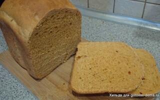 Рецепт хліба з паприкою в хлібопічці