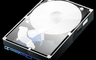 як полагодити диск