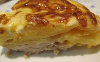Картопля дипломат по швейцарськи рецепт