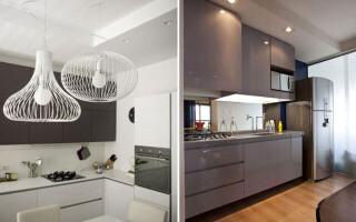 як відремонтувати стелю на кухні своїми руками