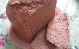 Рецепт чорного хліба з х п Скарлет