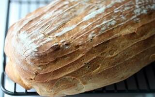 Хліб з оливками рецепт
