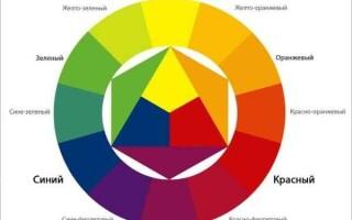 Як зробити фіолетовий колір