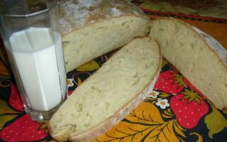 Хліб з хмелем рецепт