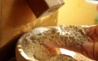Рецепт подового хліба на заквасці в духовці в домашніх умовах