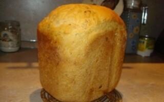 Хліб з сушеною цибулею рецепт