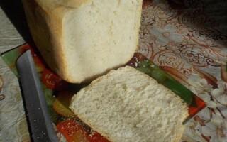 Рецепт французького хліба в хлібопічці Філіпс