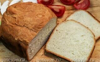Рецепт хліба на сироватці в хлібопічці