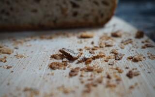 Рецепт хліба в хлібопічці щоб не кришився