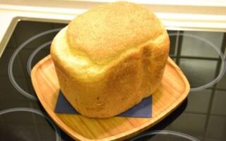 Рецепт білого хліба в хлібопічці tarrington house