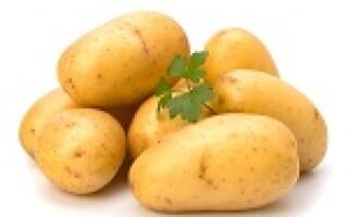 Норми внесення нітроамофоски під картоплю