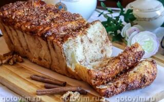 Хліб гармошка рецепти