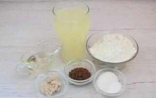 Хліб з кмином і коріандром в хлібопічці рецепти