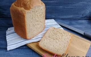 Рецепт дарницького хліба в духовці в домашніх