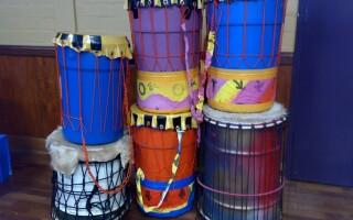 Як зробити барабан своїми руками