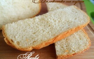 Рецепти хліба для хлібопічки philips hd9045