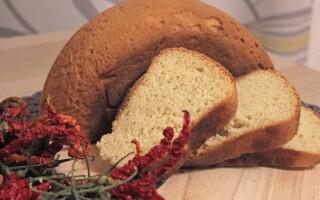 Хліб з кукурудзяного борошна в мультиварці рецепти