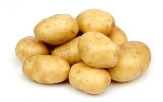 Скільки перетравлюється картопля