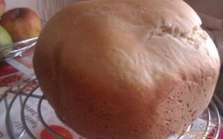 Часниковий хліб в хлібопічці рецепти