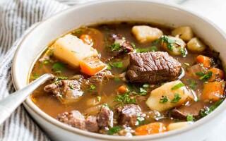 Хашлама з яловичини з картоплею рецепт по вірменськи