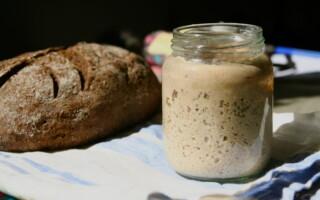 Старовинний рецепт закваски для хліба