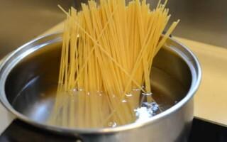 Як зробити спагетті