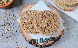 Рецепти як правильно змішати крупу для хліба
