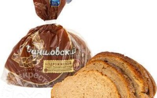 Хліб бездріжджовий Даниловський житньо пшеничний рецепт