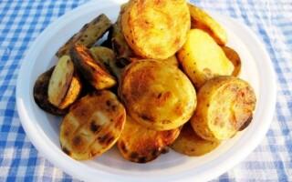 Люля з картоплі на мангалі рецепт Сталика Ханкішіева
