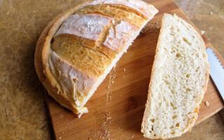 Хліб сільський рецепт