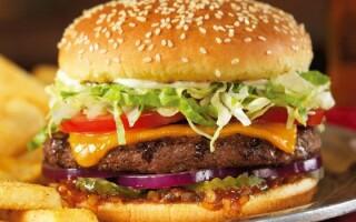 Як зробити чізбургер в домашніх умовах