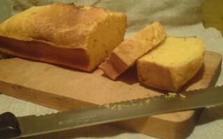 Гарбузовий хліб в духовці кращий рецепт без дріжджів