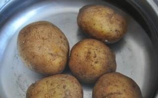 Картопля по португальськи рецепт