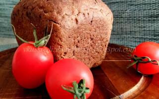 Литовський хліб з кмином рецепт