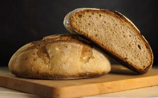 Ферментований хліб рецепт