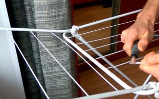 як полагодити сушилку для білизни