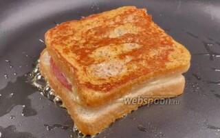 Рецепти з Тостовий хліб