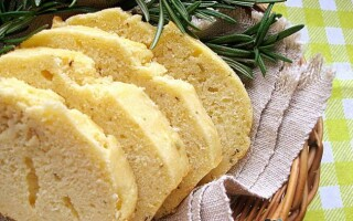 Кукурудзяний хліб рецепт