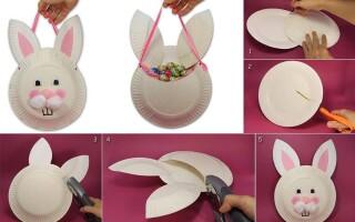 Як зробити кошик з паперу