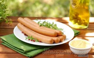 Як зробити сосиски в домашніх умовах