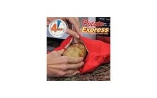 Мішечок для запікання картоплі в мікрохвильовій печі