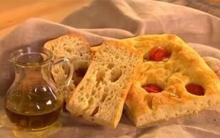 Фокачча рецепт чесний хліб