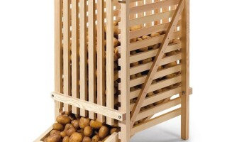 Скриня для зберігання картоплі