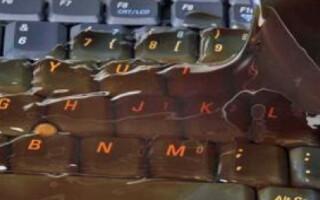 як полагодити залиту клавіатуру