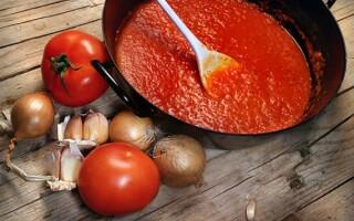 Як зробити томатну пасту
