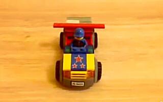 Як зробити гоночну машину з лего