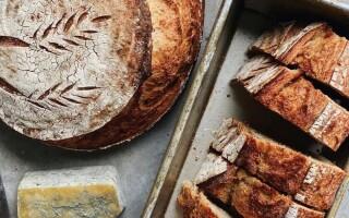 Хліб з вівсяної муки в духовці без пшеничного борошна пп рецепт