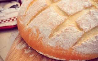 Рецепт дріжджового хліба в мультиварці Редмонд